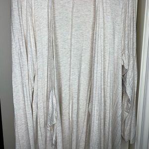 Drape cardigan